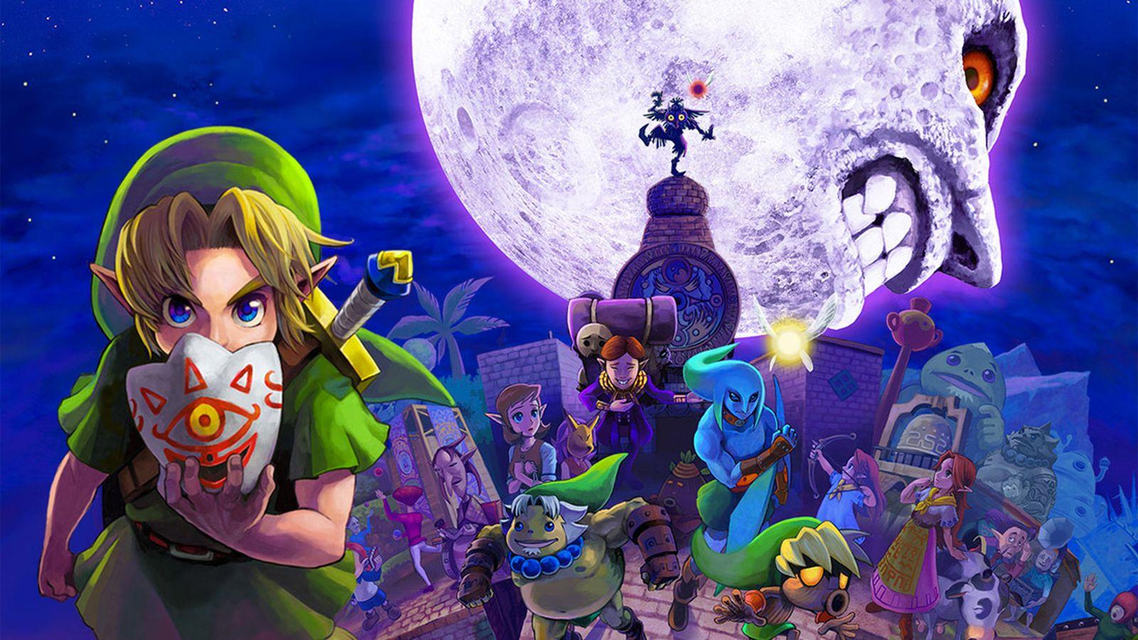 Zelda Ocarina Of Time à Lépreuve Du Temps Bliss Corner