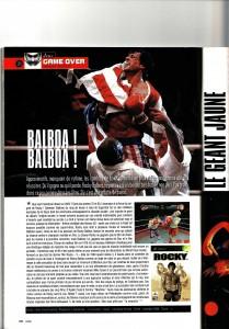 Score Balboa