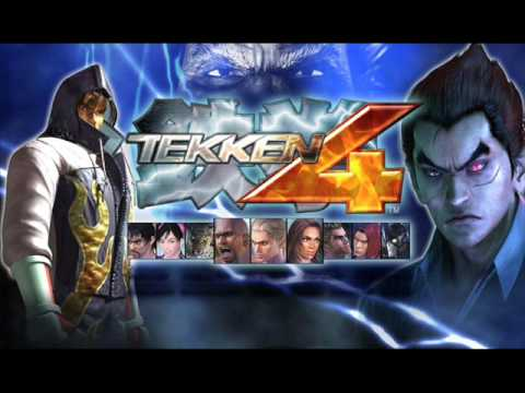Tekken 4 : T'AS QU'A COGNER