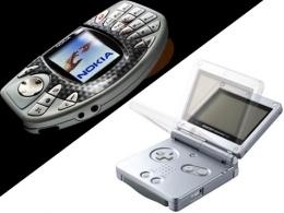 Nintendo GBA-SP vs Nokia N-Gage