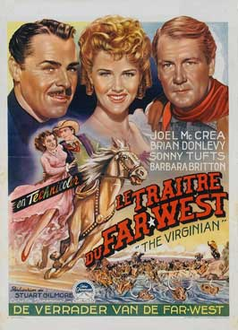 Le traitre du Far West (The Virginian)