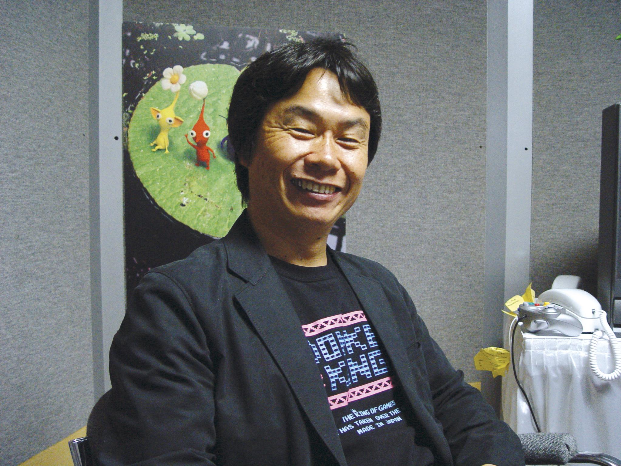 La DS : Miyamoto's Touch