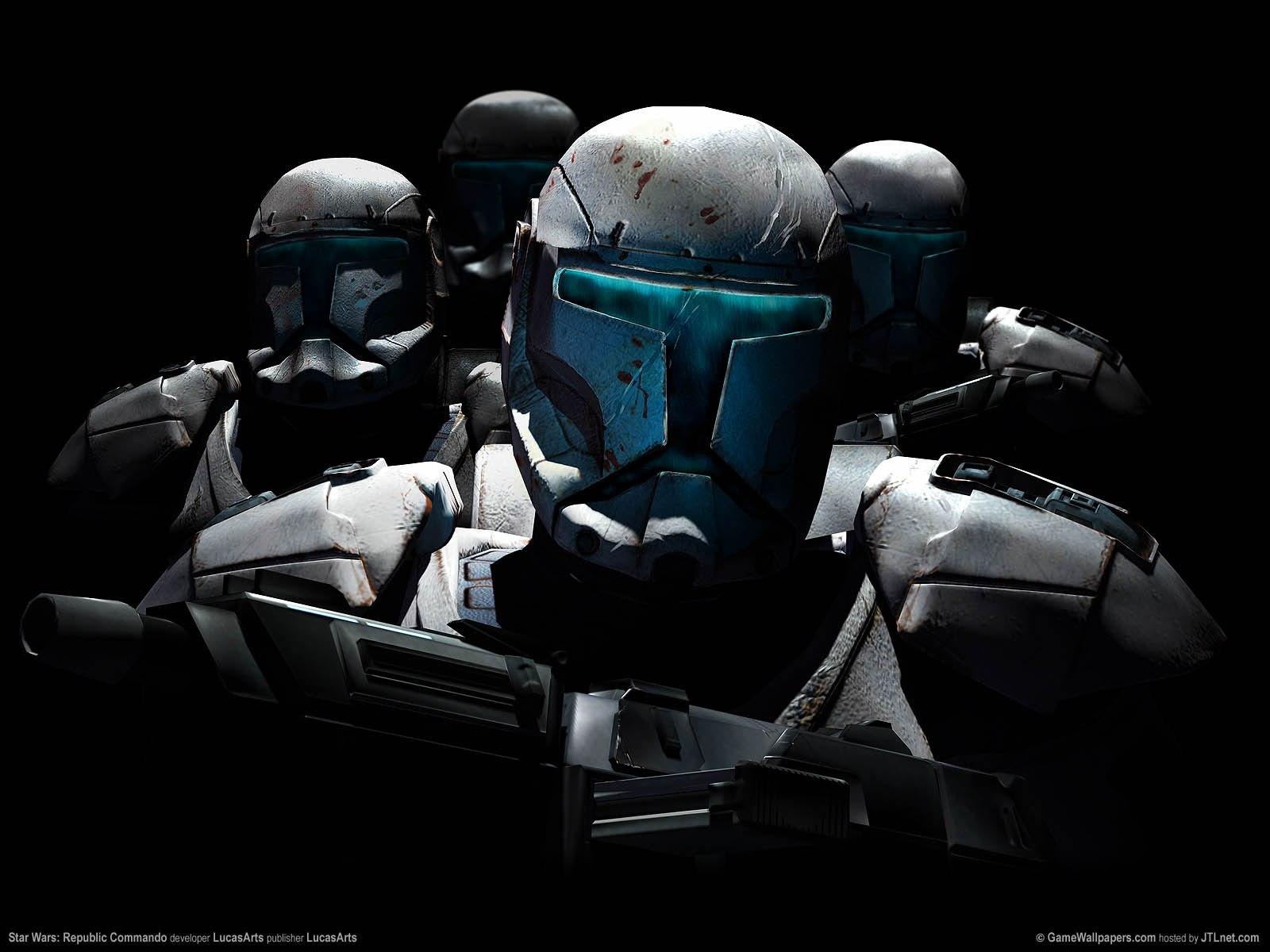 Star Wars Republic Commando : Sur tous les fronts