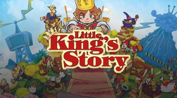 Little King's Story : La Wii fait merveille