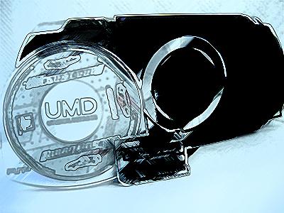 Sony achève le format UMD avec la PSPgo