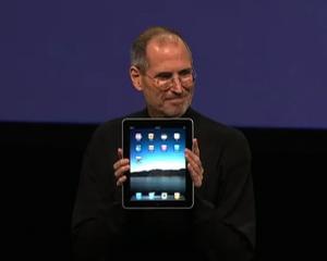 SteveJobs iPad