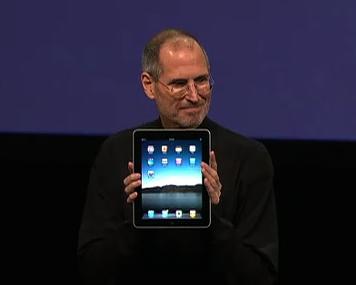 2010 : The iPad Experience