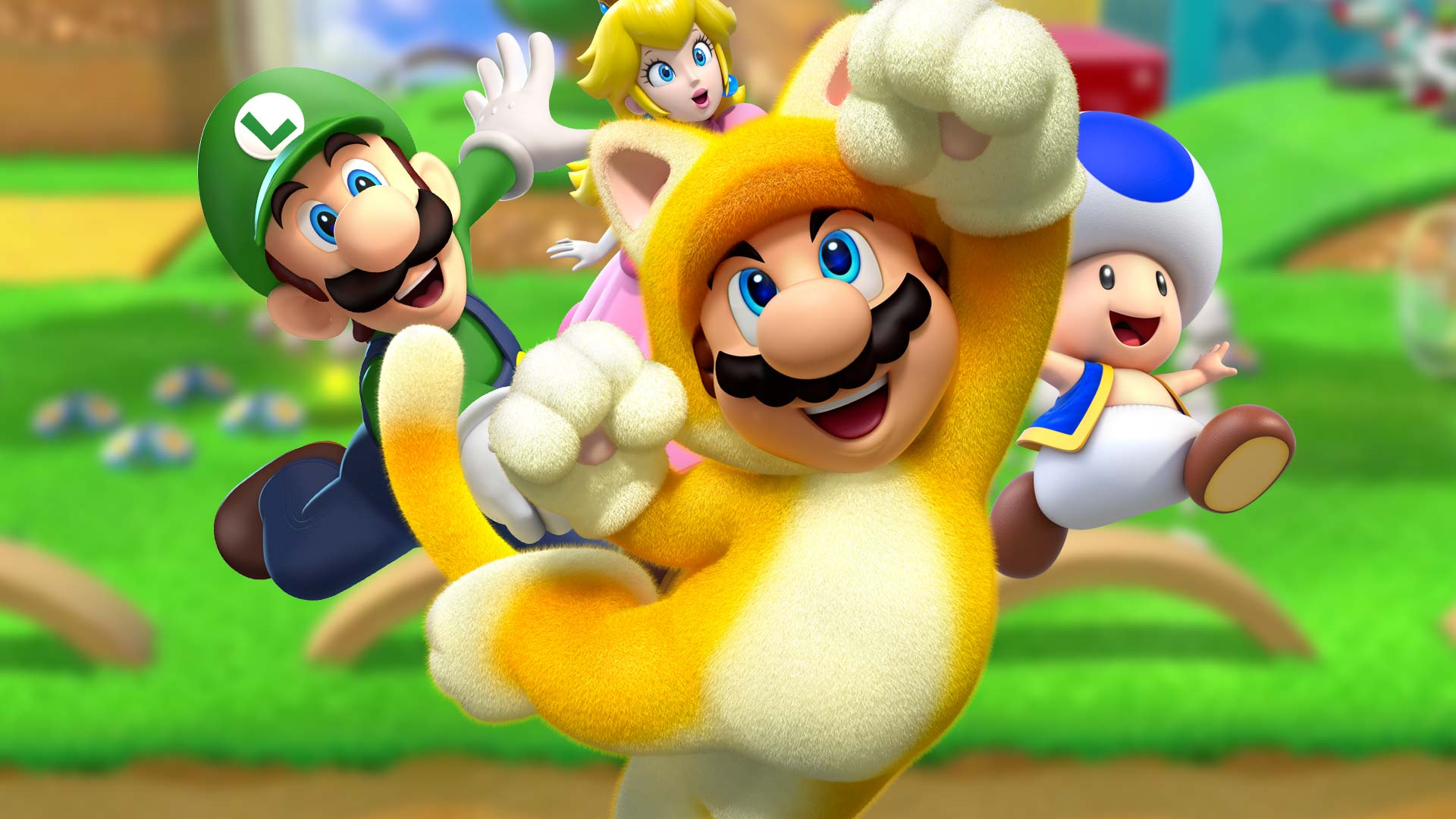 Super Mario 3D World : Le courage du ridicule