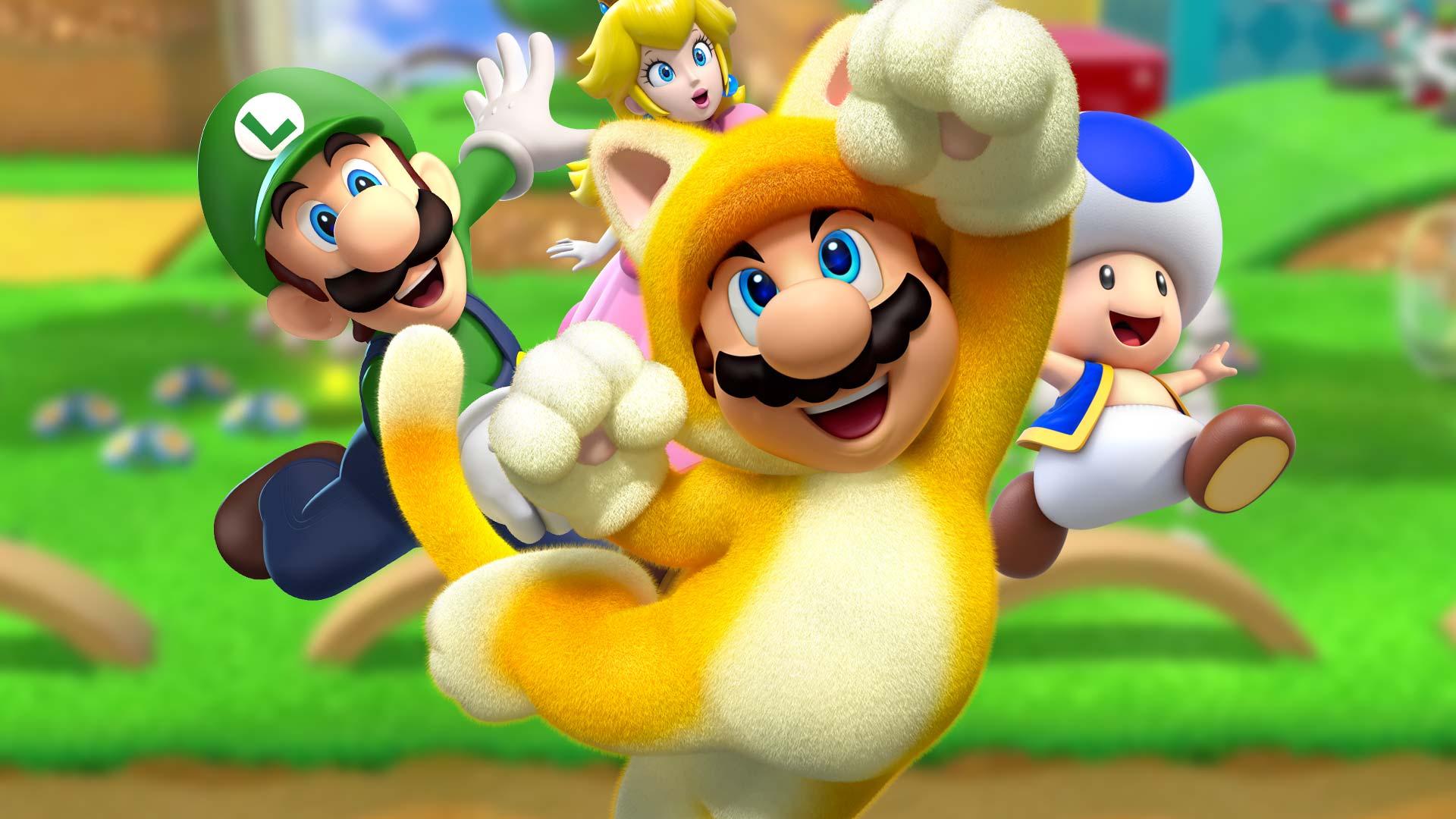 Super Mario 3D World : Le courage du ridicule