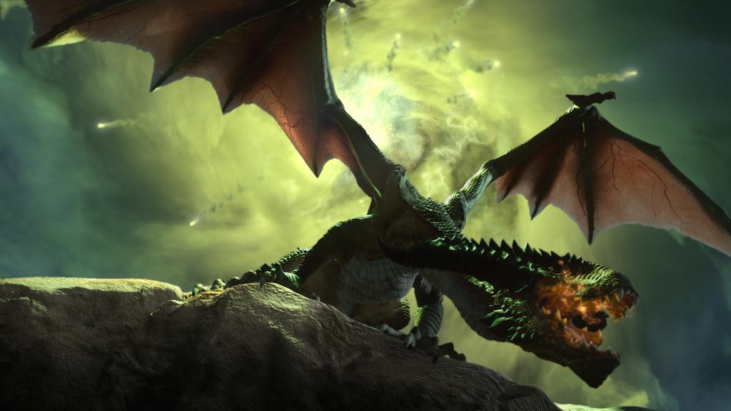 Dragon Age : Inquisition : Voyage vers l'inconnu