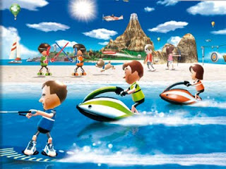 WII SPORTS RESORT : Vacances forcées