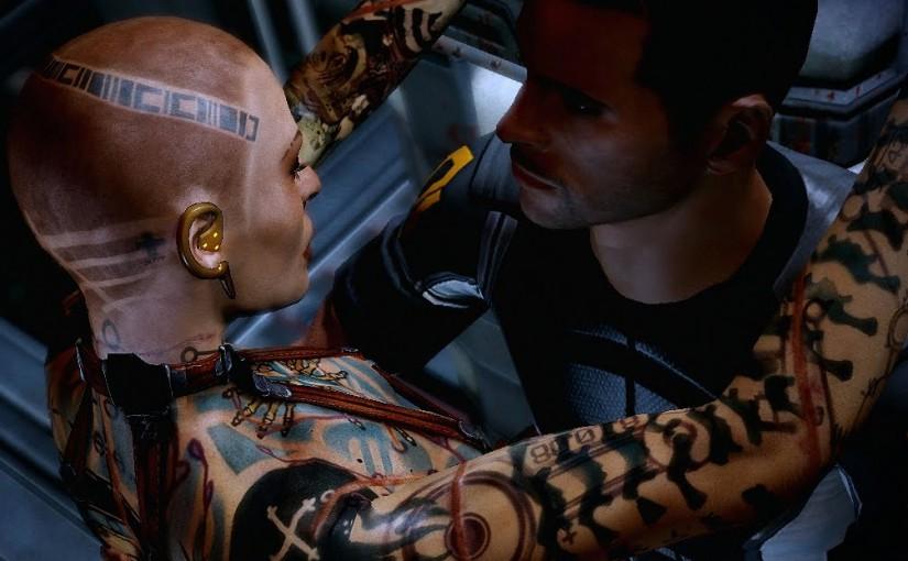 Mass Effect 2, version IMAX