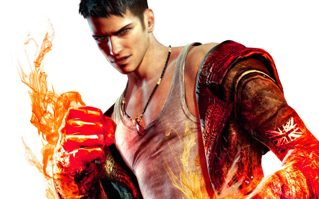 DmC Devil May Cry : Definitive Edition : Gothique pop