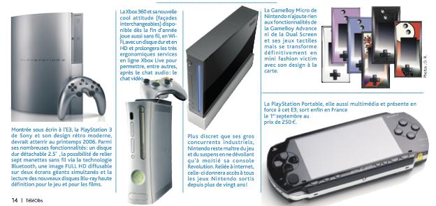 E3 2005 : Le jeu vidéo fait son cinéma