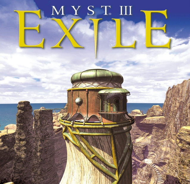 Myst III Exile : L'AUTRE MONDE