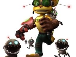 Ratchet & Clank : mascotte armée