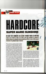 Score Sunshine 1