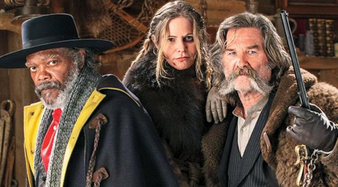 The Hateful Eight : Le 8e film de Tarantino est aussi son 1er