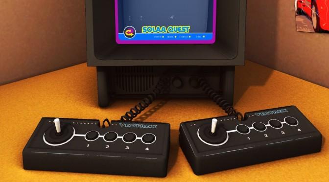 Vectrex : Retour de la console atypique des années 80