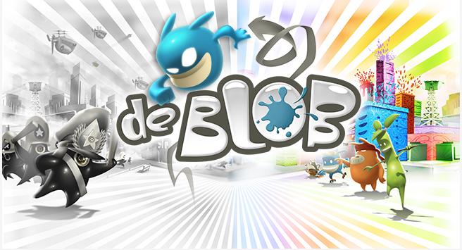 De Blob : La Wii (re) prend des couleurs