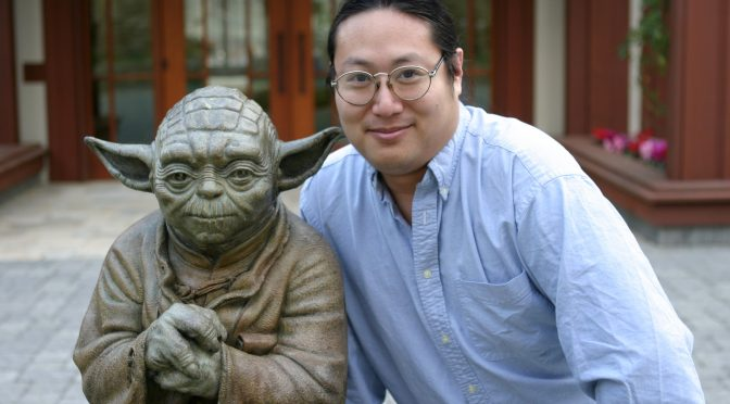 Van Ling interview HD : DVD producer pour James Cameron et Star Wars