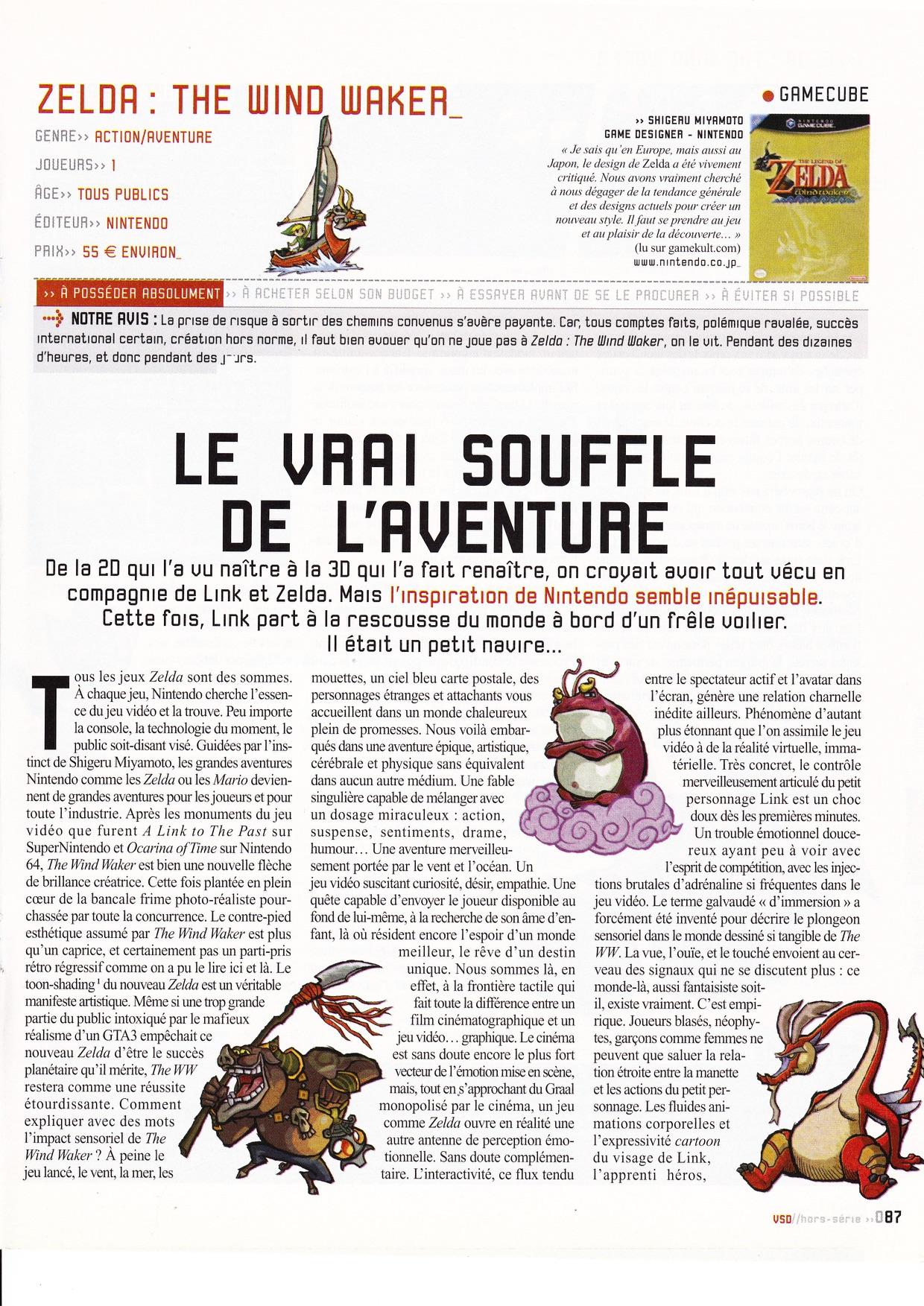 9b395db807b640 Games   BLISS CORNER – François Bliss de la Boissière is here   Page 3