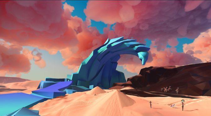 Paper Beast : Un autre monde en VR