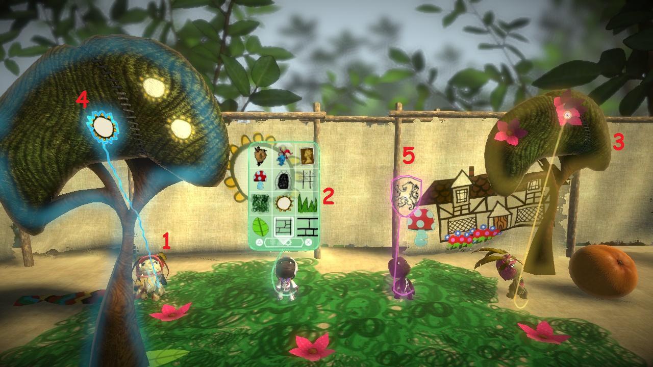 Screenanalysis : LittleBigPlanet