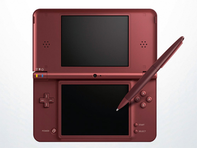 DSi XL : Nintendo essaie de voir grand
