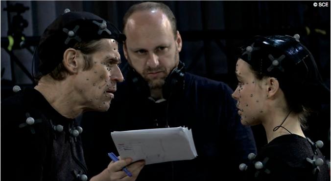 David Cage entretien : Le Maître Artisan 1/3, même pas peur