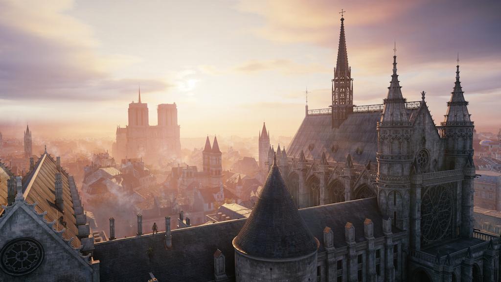 Assassin's Creed : Unity : révolution avec mise à jour