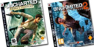 UNCHARTED 2 AMONG THIEVES : Le syndrome du 2