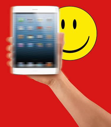 iPad Mini : Extension du domaine du jeu
