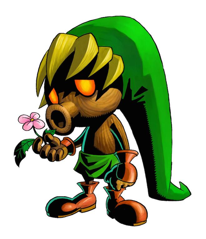 The Legend of Zelda : Majora's Mask 3D : En perspectives