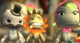 LittleBigPlanet : 2 patchs et une première larme