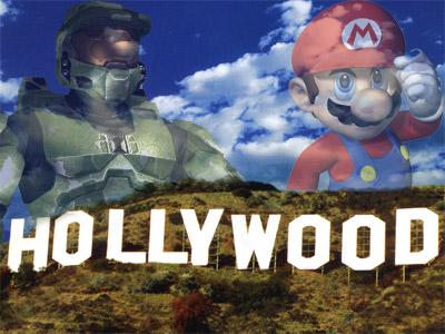 Jeux vidéo, le nouvel eldorado d'Hollywood