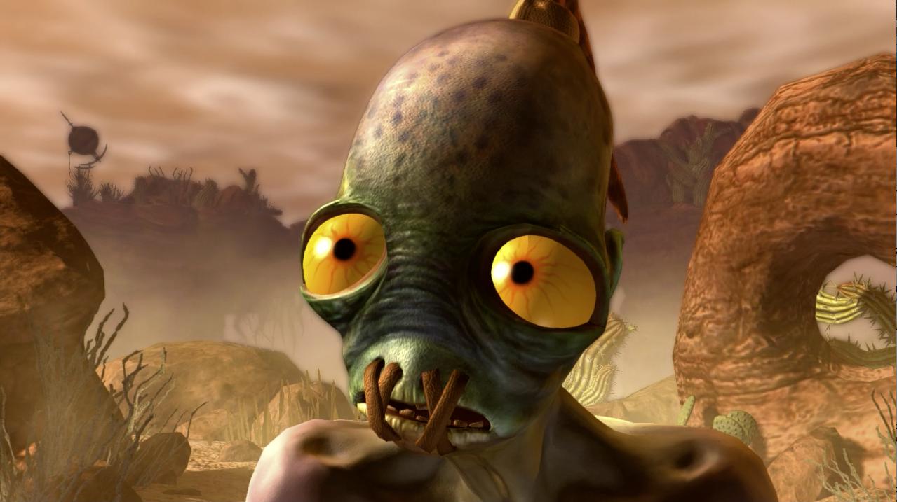 Oddworld : New 'N' Tasty : Le jeu EST le message