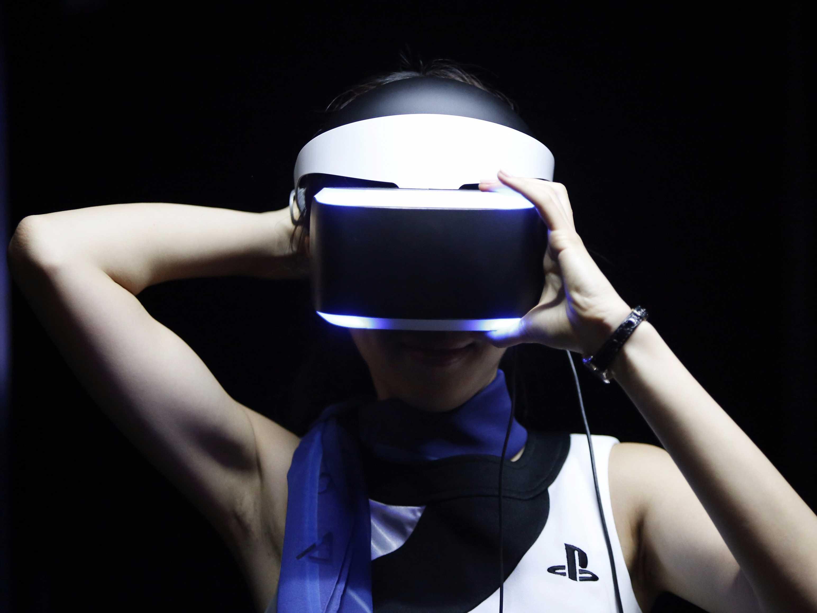 Réalité virtuelle, premier plongeon : partir, ne plus vouloir revenir
