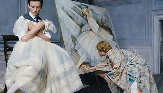 The Danish Girl : La sensualité faite femme, et homme