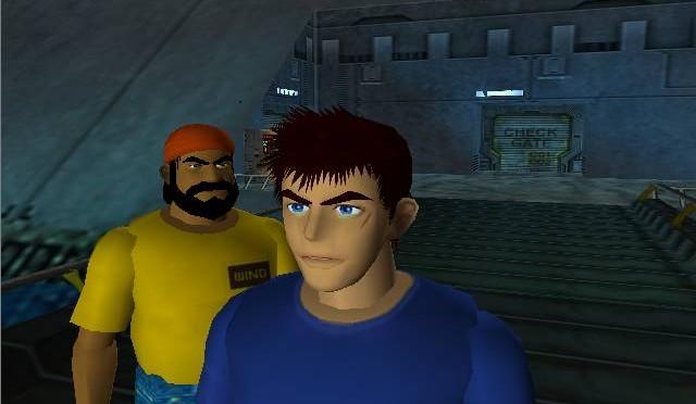Blue Stinger : l'easy gaming du survival horror