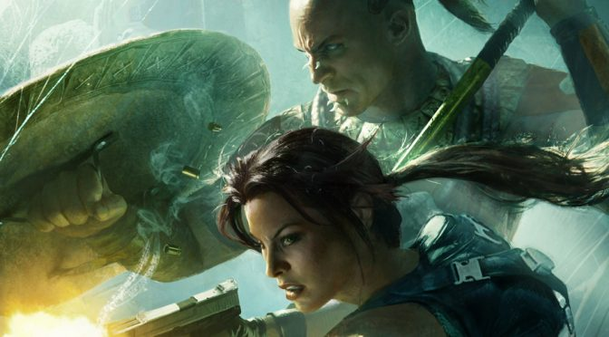 Lara Croft and The Guardian of Light : Vue de haut