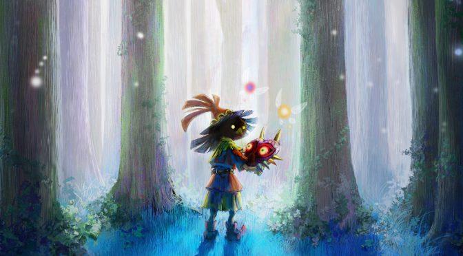 Zelda Majora's Mask : Le jeu cerveau