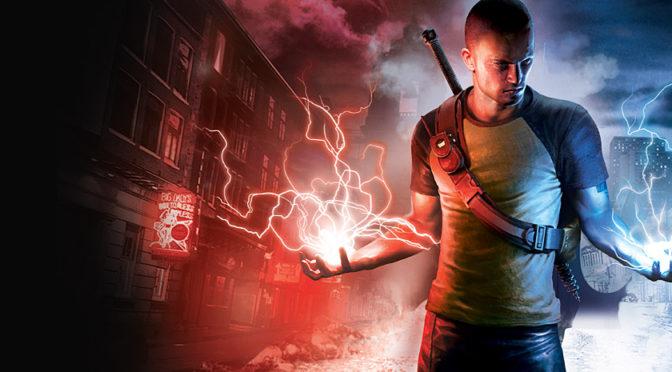 InFamous : Décharges électriques