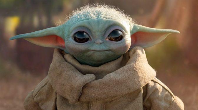 The Mandalorian : Baby Star Wars