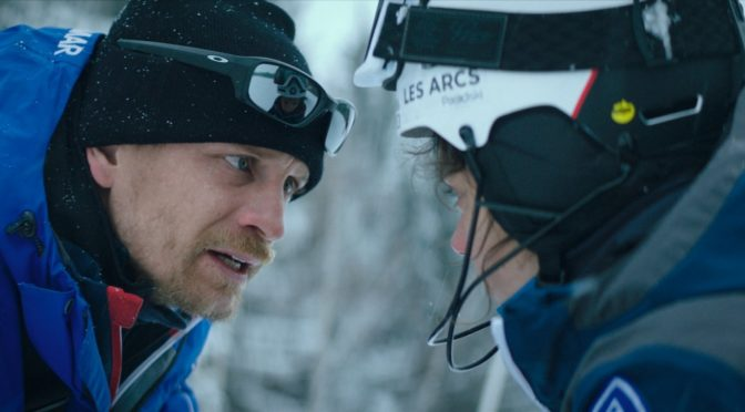 Slalom : Dérapages glacés (avis express)